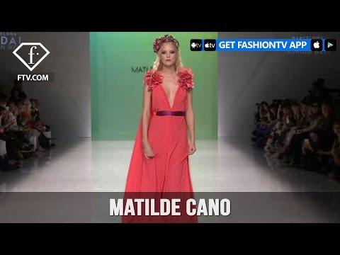 Barcelona Bridal Week - Matilde Cano | FashionTV