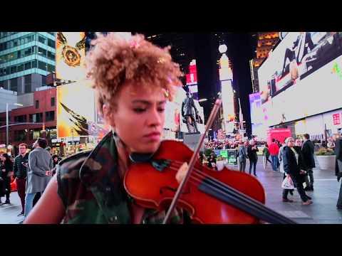 Icon, Jaden Smith Played On The Violin | Ezinma