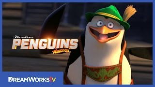 Penguin Slap Dance | PENGUINS OF MADAGASCAR