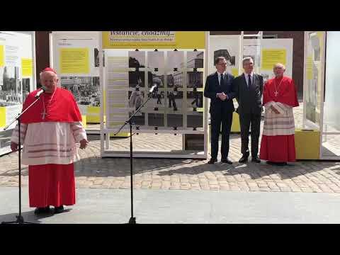 kard. Dziwisz: Pierwsza pielgrzymka Jana Pawła II rozpoczęła pochód ku wolności nie tylko Polaków