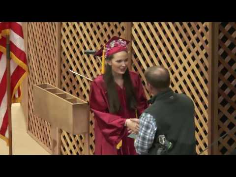 2018 Academy of the Redwoods Graduation