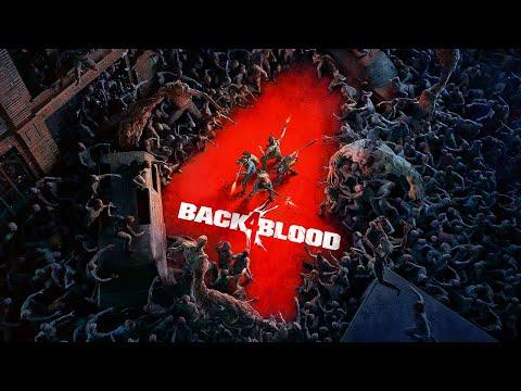 Back 4 Blood - FULL GAME (4K 60FPS) Walkthrough Gameplay No Commentary