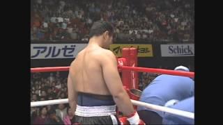 K-1 WORLD GP IN OSAKA 2001.4.29 大阪城ホール.