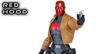 DC Essentials RED HOOD Batman Action Figure Review