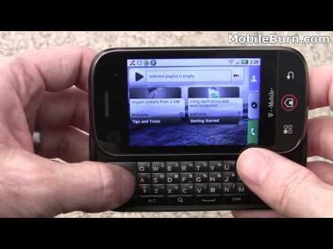 Motorola CLIQ/DEXT review - part 1 of 2