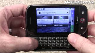 Motorola CLIQ/DEXT review - part 1 of 2