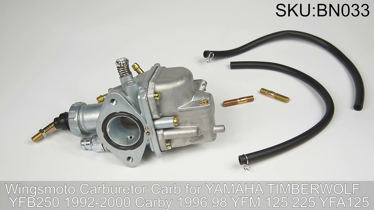 Yamaha TIMBERWOLF YFB 250 YFB250 Carburetor//Carb 1992-2000 1993 1994 1995 NEW