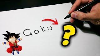 Cómo convertir palabras en dibujos!! ¿Te atreves? :)