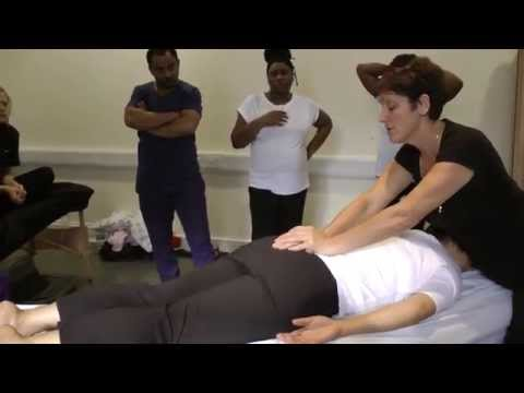 Vibration Oscillation and rocking for massage therapists