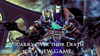 Darksiders 2 - Know Death Trailer | Crucible Mode | New Game+