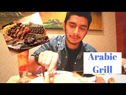 MIDDLE EASTERN FOOD!!! GUIDE TO THE ARAB GRILL :D