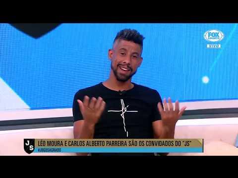 'SONHO EM ENCERRAR NO FLAMENGO'