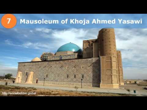 Kazakhstan Tourist Attractions  15 Top Places to Visit