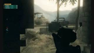 Ghost Recon Advanced Warfighter 2 GamePlay PC