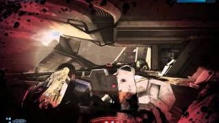 Mass Effect 3 - PC Demo Gameplay (Max Settings)