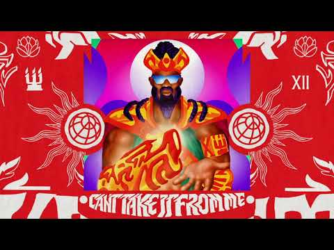 Major Lazer - Can't Take It From Me (feat. Skip Marley) (Showtek Remix) (Official Audio)