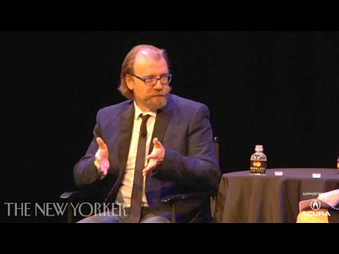 George Saunders on writing and his tactics for ruthless editing - The New Yorker Festival