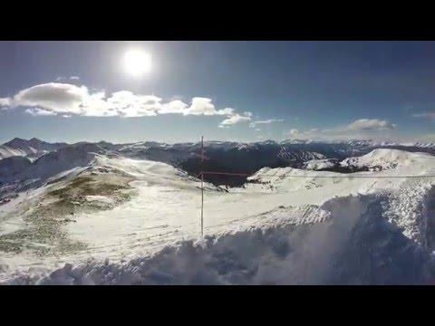 Loveland Ski Area - Summit to Base via Lift 9