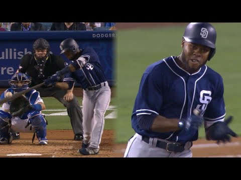 SD@LAD: Margot crushes two home runs in...