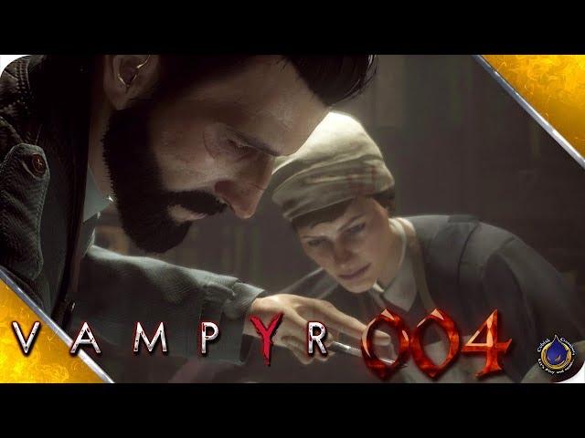 VAMPYR 💉 [004] Ein Krankenhaus im Notstand