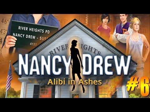 FREEDOM - Alibi in Ashes #6 (Nancy Drew Game)