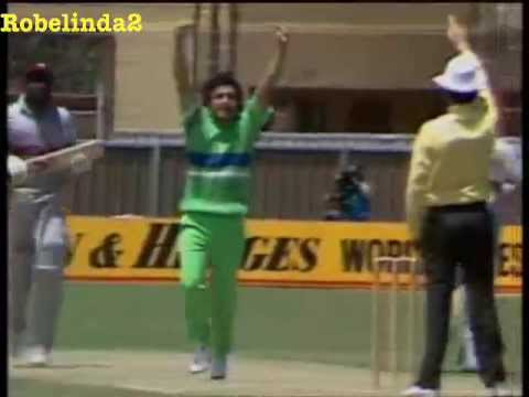 *GENIUS* ABDUL QADIR - THE LEGEND - A COMPILATION OF HIS BEST BOWLING