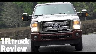 2015 Ford F-250 Power Stroke Review: The Most Powerful Super Duty Truck Ever