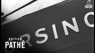 'orsino' Trawler Support Ship (1969)