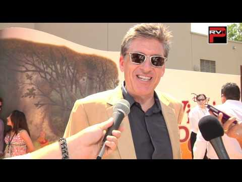 Craig Ferguson voice of Owl at the Winnie The Pooh Premiere
