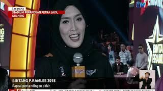 LANGSUNG DARI SARAWAK BINTANG P RAMLEE 2018 RAPTAI PERTANDINGAN AKHIR 5 OKT 2018