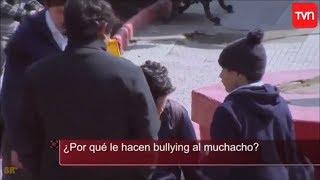 Escolares Hacen  Bullying a Compañero - ¿Y tú qué harías? T3 - CAP 10