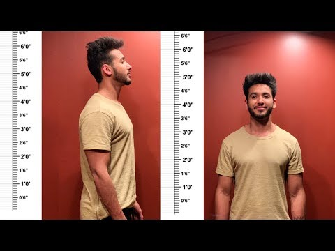 how to GROW height naturally   8 tips to grow TALLER