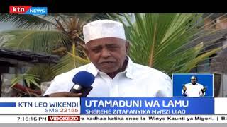 Sherehe za utamaduni wa Lamu zapangwa kuanza mwezi wa November