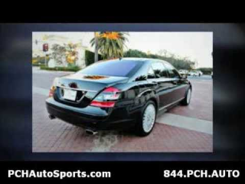 MercedesBenz S For Sale PCH Auto Sports Used Pre Owned - Mercedes benz dealers in orange county