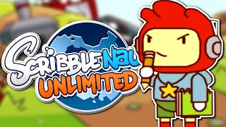 THE CUTEST GAME EVER - Scribblenauts Unlimited Gameplay #1