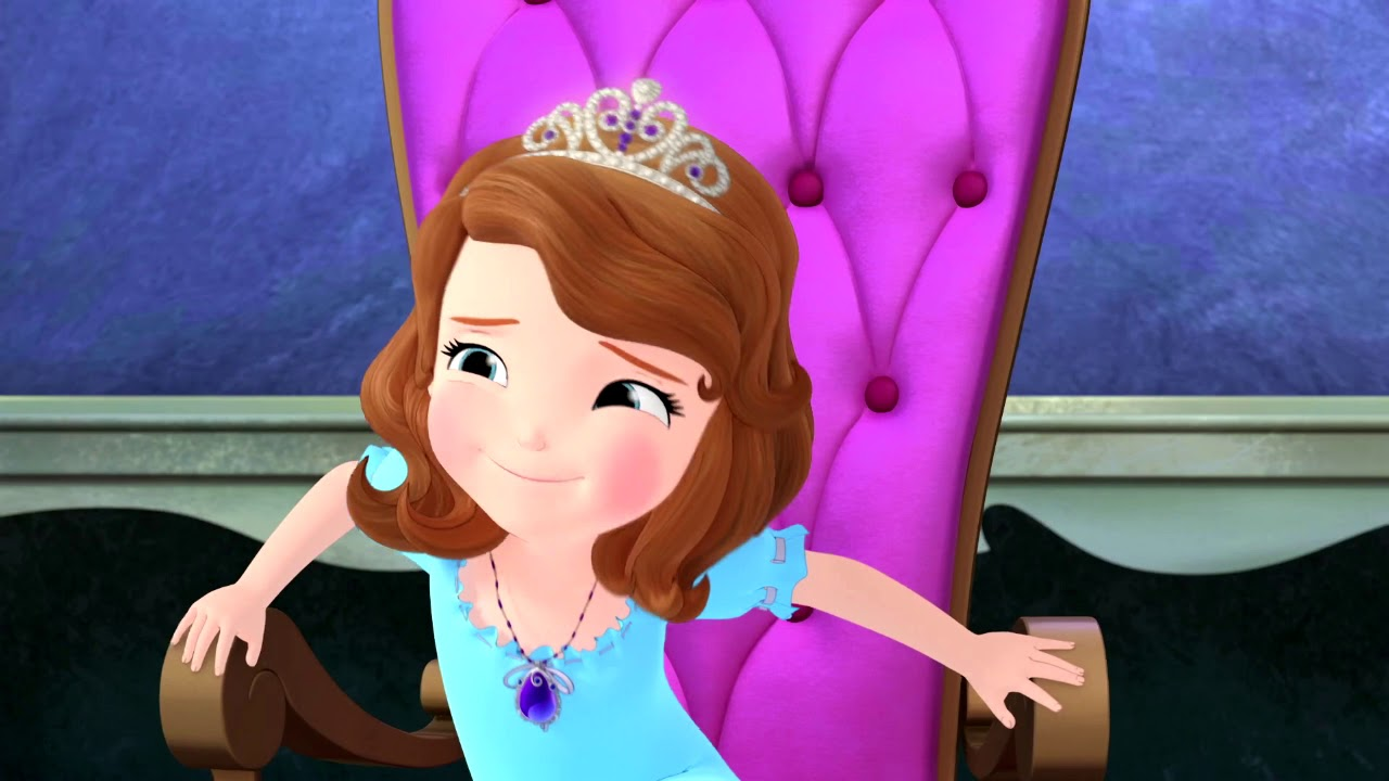 Sofia the first sex excited
