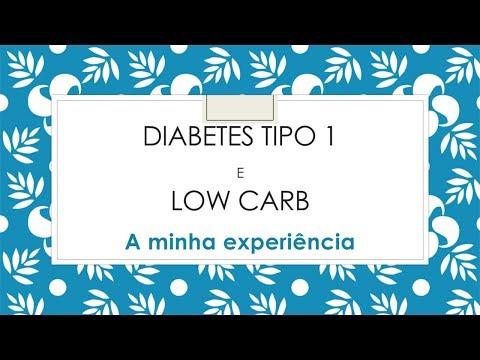 Clique e veja o vídeo Low Carb e o Diabetes Tipo 1 - Minha Experiência