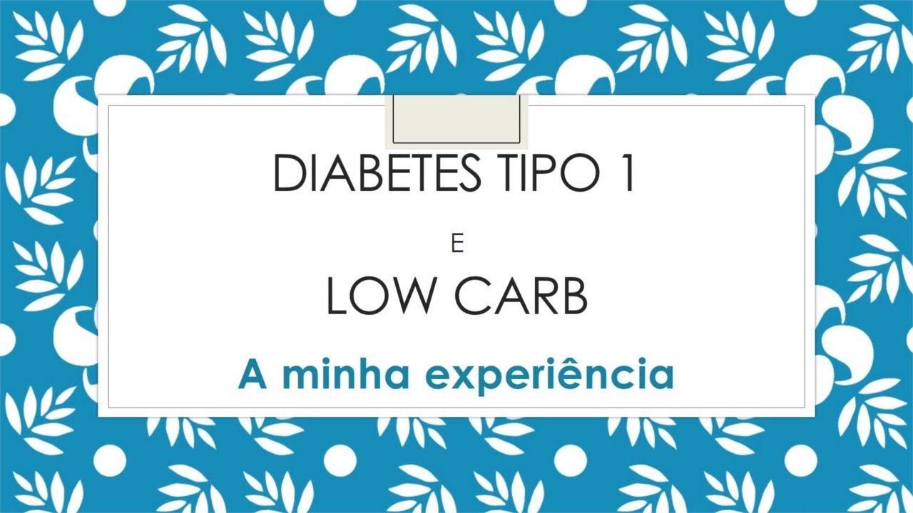 Diabetes Typ 1 Cardapio