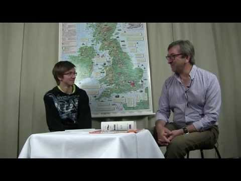 Interview with Peter Rogers 2014