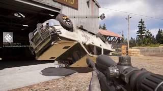 Far Cry 5. Katamari Damacy