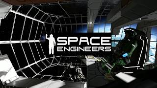 Space Engineers | Multiplayer | Ship Build Ep.07 - Getting Our Space Legs