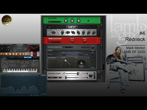 Guitar Rig 5 Preset: Riff / Rhytm Part 1 (For Musiclab RealLPC)
