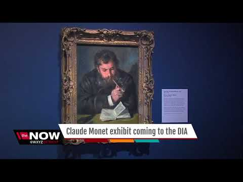 'Monet: Framing Life' exhibition coming to the Detroit Institute of Arts