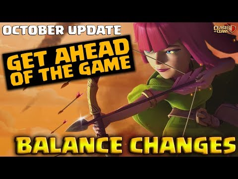 3rd INFERNO TOWER CONFIRMED! | ALL BALANCE CHANGES | CLASH OF CLANS OCTOBER UPDATE