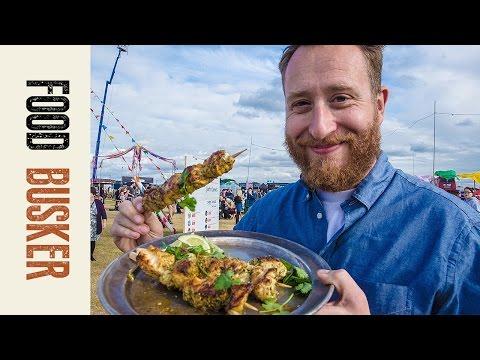 Fish Skewers Recipe | John Quilter @ On Blackheath