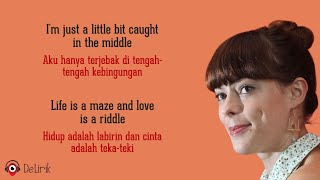 The Show - Lenka (Lirik Lagu Terjemahan)