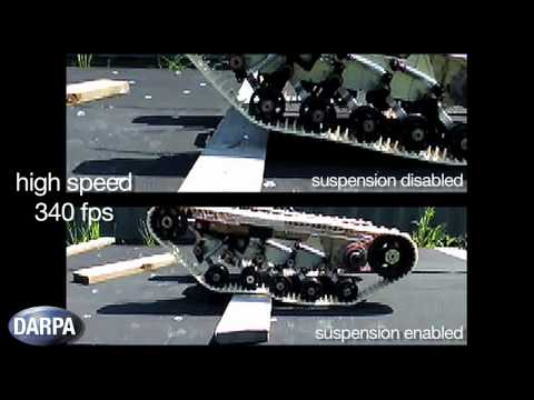 DARPA's Robotic Suspension System – M3 Program