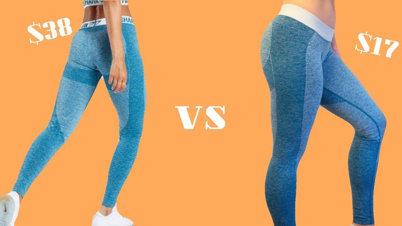 7381a786b0b54 $17 Flex Leggings on Amazon! | The BEST Gymshark Flex Legging Dupe ...