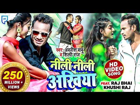Neeli Neeli Akhiyan || Raj Bhai Video || Awanish Babu \u0026 Shilpi Raj