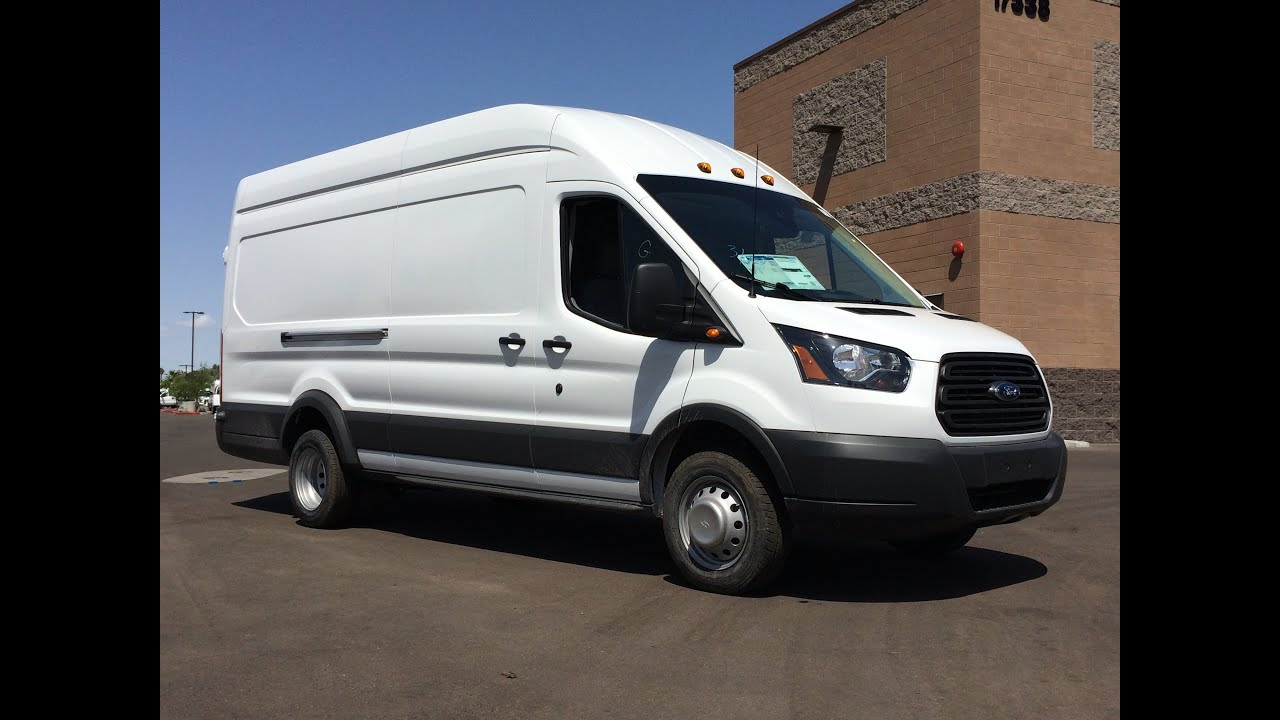small resolution of 2015 ford transit t350 hd high roof walkaround